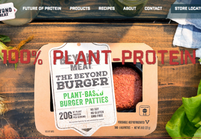 植物性タンパク質を原料に新しい「肉」を作るスタートアップBeyond Meat